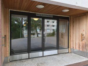 Kerrostalon Ovet Lahti 2019