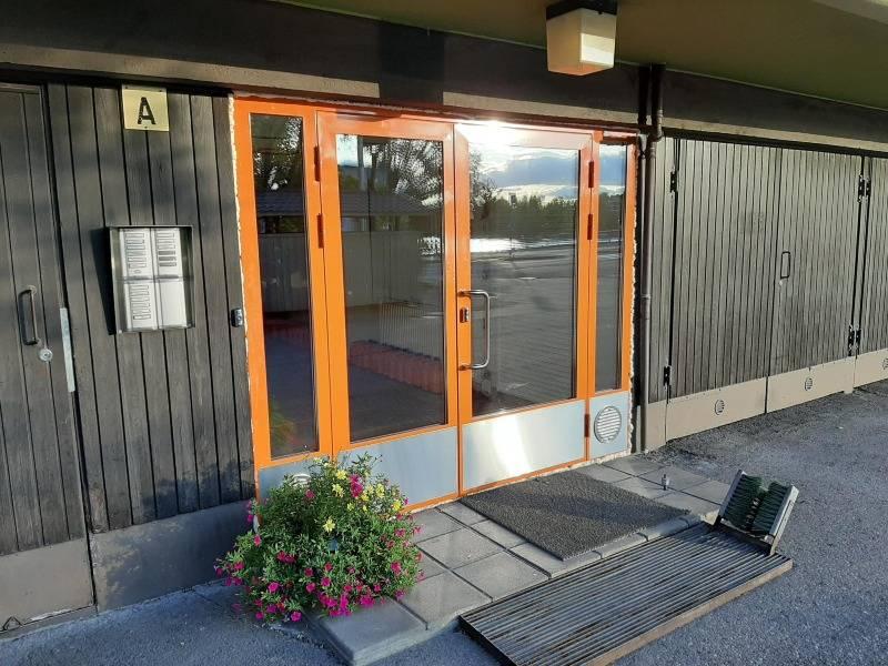 Ovet Ulririnpuisto Heinola
